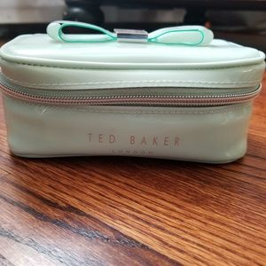 Ted Baker London Bow Jewelry Case- Pale Green